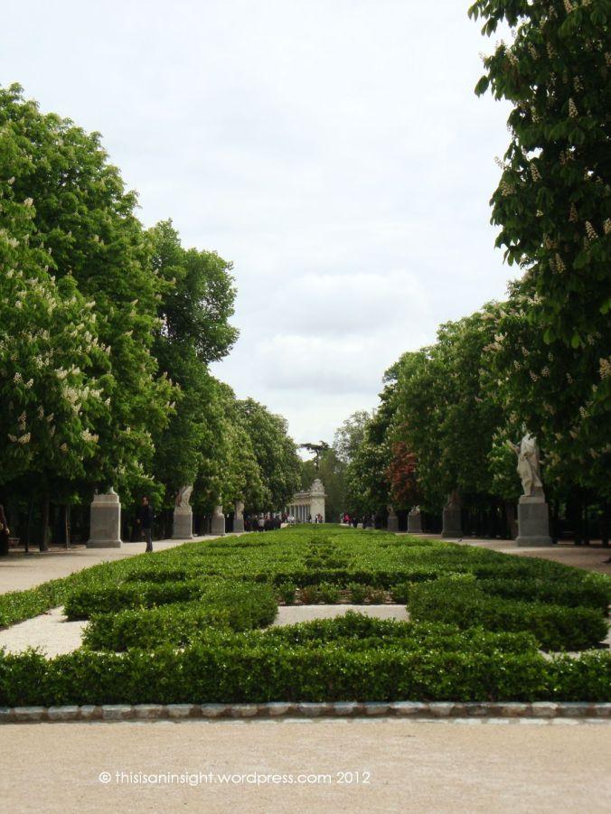Park of Buen Retiro